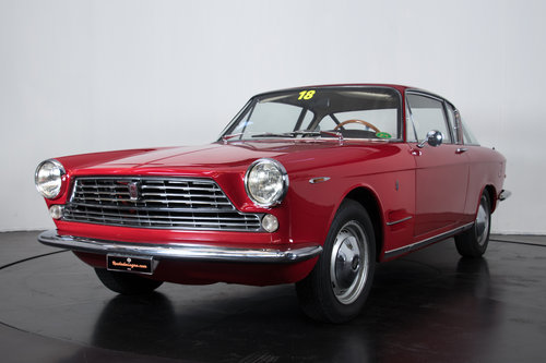 1963 Fiat 2300 S For Sale (picture 1 of 6)