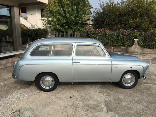 1956 Fiat 1100 viotti sleeping fuoriserie For Sale (picture 3 of 6)