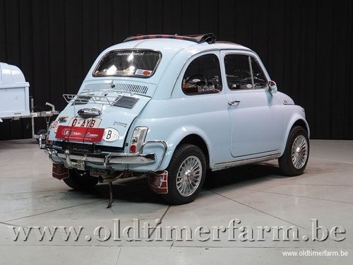 1971 Fiat 500L '71 + Trailer For Sale (picture 2 of 6)