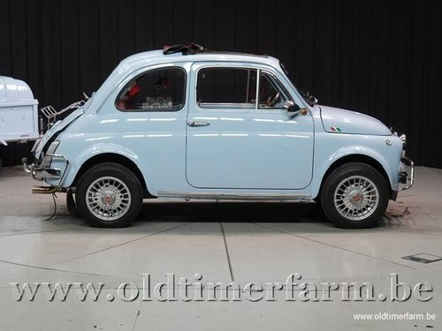 1971 Fiat 500L '71 + Trailer For Sale (picture 3 of 6)
