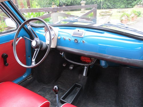 1966 Fiat 500 For Sale (picture 4 of 6)