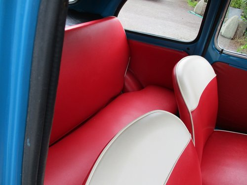 1966 Fiat 500 For Sale (picture 5 of 6)