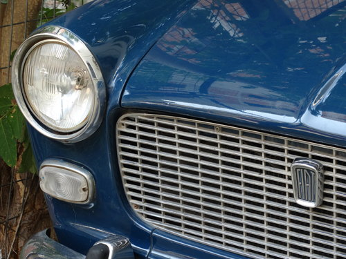 1962 Fiat 1100 D, preserved For Sale (picture 1 of 6)