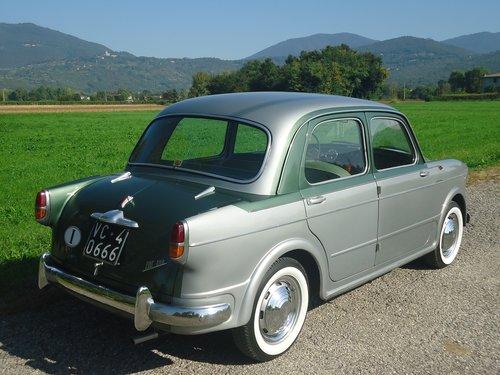 1956 Rare Fiat 1100 103 Elite Vignale '56 For Sale (picture 2 of 6)