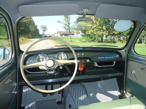 1956 Rare Fiat 1100 103 Elite Vignale '56 For Sale (picture 4 of 6)