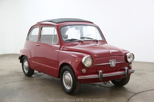 1969 Fiat 600 For Sale (picture 1 of 6)