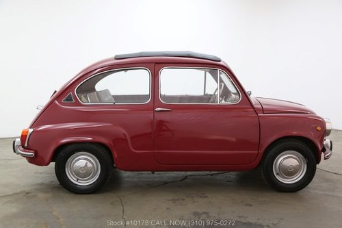 1969 Fiat 600 For Sale (picture 2 of 6)