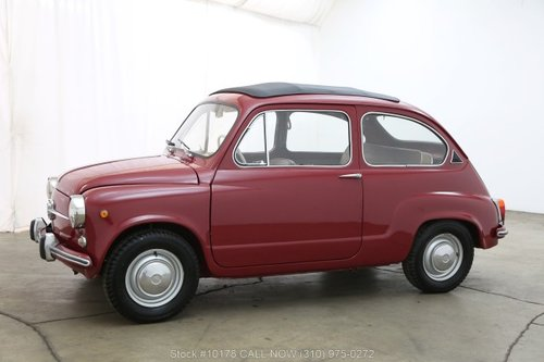 1969 Fiat 600 For Sale (picture 3 of 6)