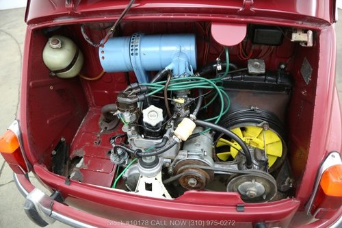 1969 Fiat 600 For Sale (picture 5 of 6)