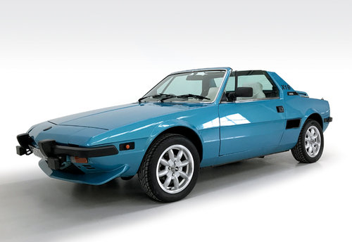 1985 Fiat X1/9 DEPOSIT TAKEN SOLD (picture 1 of 6)