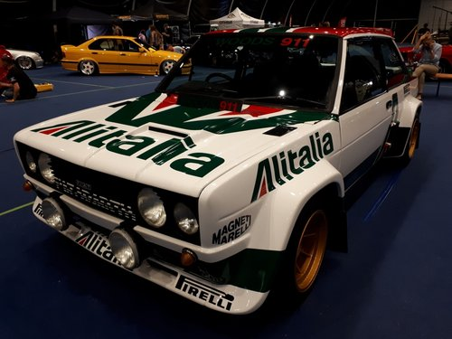 1982 Fiat 131 Mirafiori, Group 4 specification.  For Sale (picture 3 of 6)
