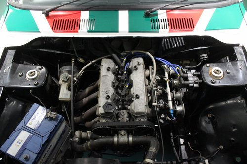 1982 Fiat 131 Mirafiori, Group 4 specification.  For Sale (picture 6 of 6)