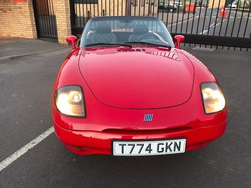 1999 Fiat Barchetta For Sale (picture 3 of 6)