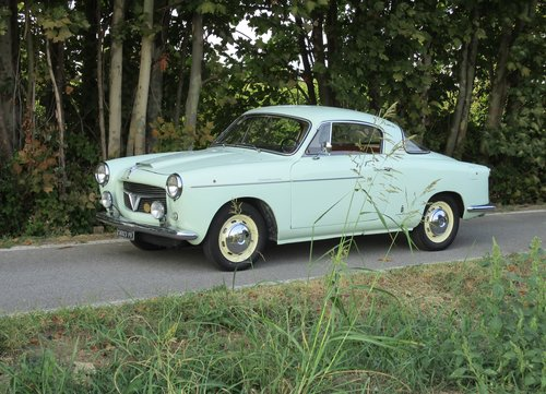FIAT 1100 TV Pininfarina  1955 For Sale (picture 1 of 4)