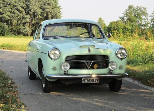 FIAT 1100 TV Pininfarina  1955 For Sale (picture 2 of 4)