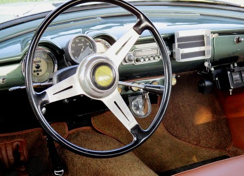 FIAT 1100 TV Pininfarina  1955 For Sale (picture 3 of 4)