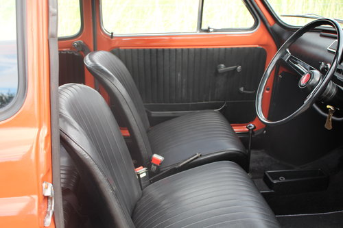 Fiat 500L Classic 1971 RHD Great Condition Only 55,000 Miles SOLD (picture 4 of 6)
