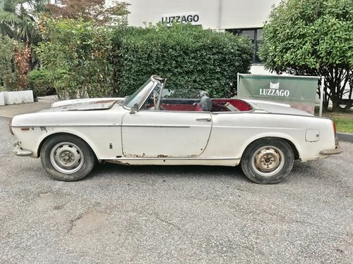 1963 Fiat - 1500 Cabriolet SOLD (picture 2 of 6)