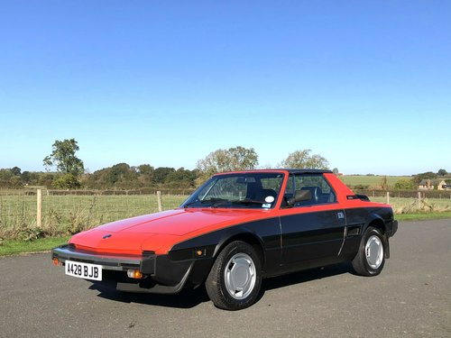 1984 Fiat X1/9 VS SOLD (picture 1 of 6)