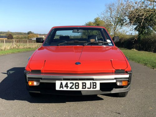 1984 Fiat X1/9 VS SOLD (picture 2 of 6)