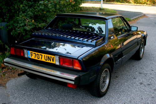 1988 Fiat X19 1500 For Sale (picture 4 of 6)