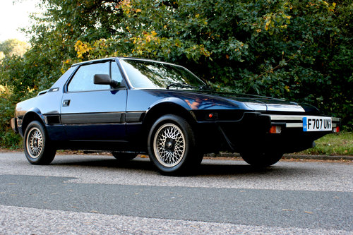 1988 Fiat X19 1500 For Sale (picture 5 of 6)