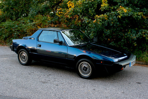 1988 Fiat X19 1500 For Sale (picture 1 of 6)