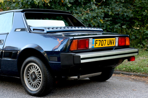 1988 Fiat X19 1500 For Sale (picture 6 of 6)
