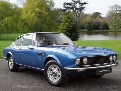 1970 Fiat Dino 2400 - Incredible Story, Must See & Read SOLD (picture 1 of 6)