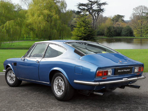 1970 Fiat Dino 2400 - Incredible Story, Must See & Read SOLD (picture 2 of 6)