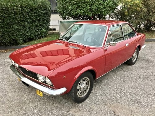 1970 FIAT 124 SPORT COUPE' S2 SOLD (picture 1 of 6)