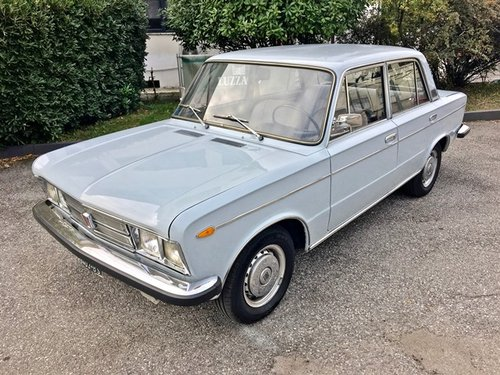 1971 FIAT 125 SPECIAL SEDAN SOLD (picture 1 of 6)