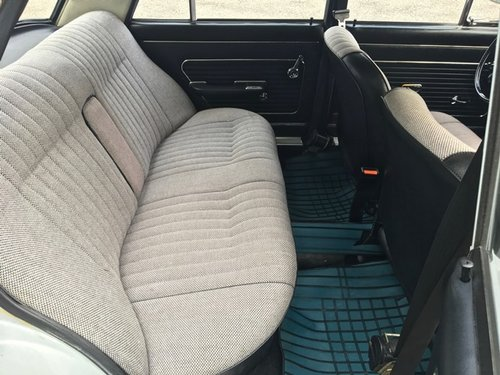 1971 FIAT 125 SPECIAL SEDAN For Sale (picture 5 of 6)