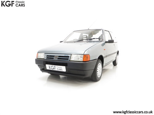 1992 A Fiat Uno 45 Fire with One Former Keeper and 21,981 Miles SOLD (picture 2 of 6)