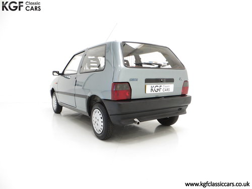 1992 A Fiat Uno 45 Fire with One Former Keeper and 21,981 Miles SOLD (picture 4 of 6)