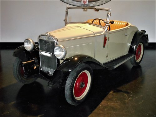 1932 Fiat Balilla Cabriolet  For Sale (picture 1 of 6)