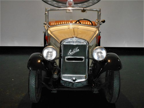 1932 Fiat Balilla Cabriolet  For Sale (picture 2 of 6)