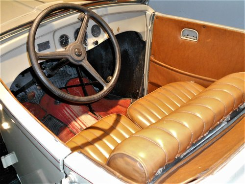 1932 Fiat Balilla Cabriolet  For Sale (picture 4 of 6)