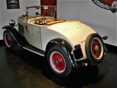 1932 Fiat Balilla Cabriolet  For Sale (picture 5 of 6)