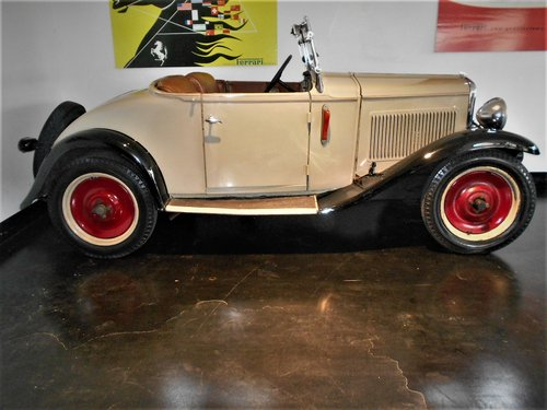 1932 Fiat Balilla Cabriolet  For Sale (picture 6 of 6)