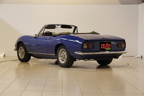 1968 Fiad Dino Spider 2000 For Sale (picture 3 of 6)