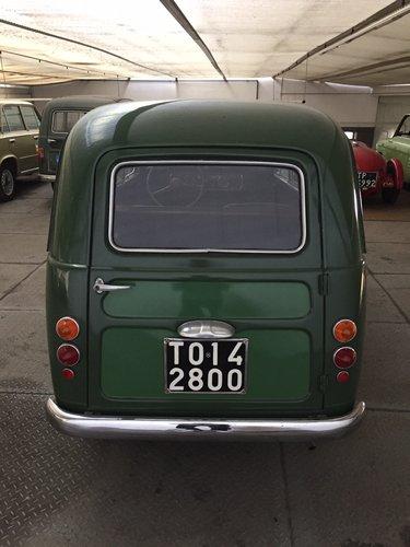 1953 Fiat 500 C topolino belvedere For Sale (picture 3 of 6)
