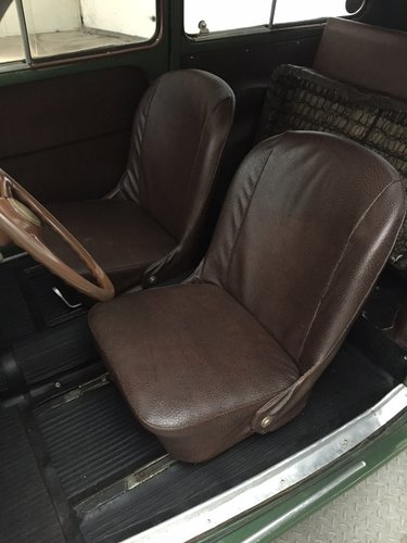 1953 Fiat 500 C topolino belvedere For Sale (picture 4 of 6)