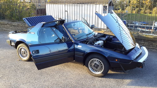 1989 Fiat X19 Bertone Grand Finale REDUCED For Sale (picture 1 of 6)