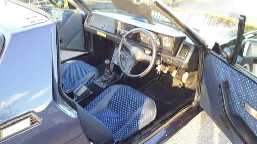 1989 Fiat X19 Bertone Grand Finale REDUCED For Sale (picture 6 of 6)