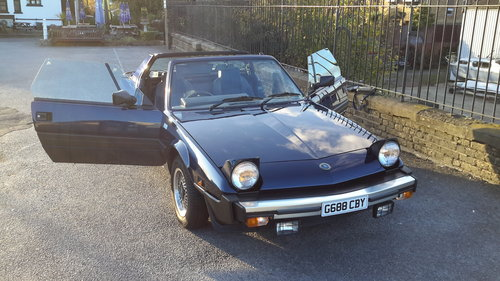 1989 Fiat X19 Bertone Grand Finale REDUCED For Sale (picture 5 of 6)