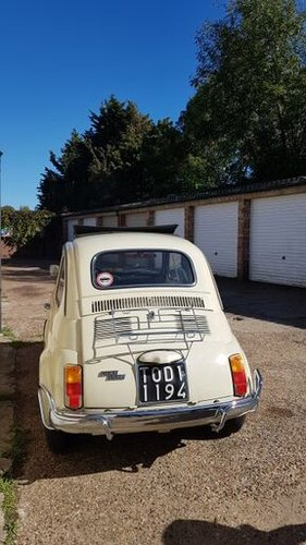 1970 Fiat 500L IN STUNNING CONDITION SOLD (picture 2 of 6)