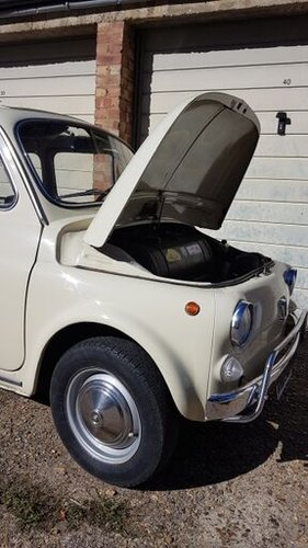 1970 Fiat 500L IN STUNNING CONDITION SOLD (picture 4 of 6)