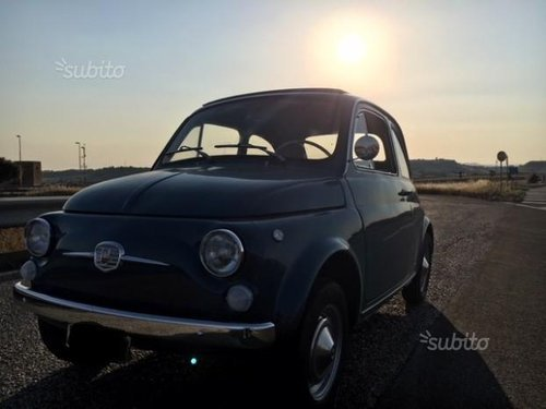 1971 Fiat 500 F  For Sale (picture 1 of 6)