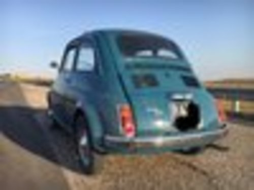 1971 Fiat 500 F  For Sale (picture 3 of 6)